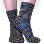 ShiBui Worsted Toe-Up Socks