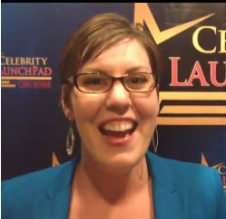 liat gat celebrity launchpad screengrab