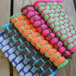 Ballband dishcloth stack