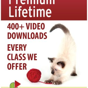 KnitFreedom Premium Lifetime library ebook cover