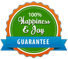 KnitFreedom's Happiness and Joy Guarantee